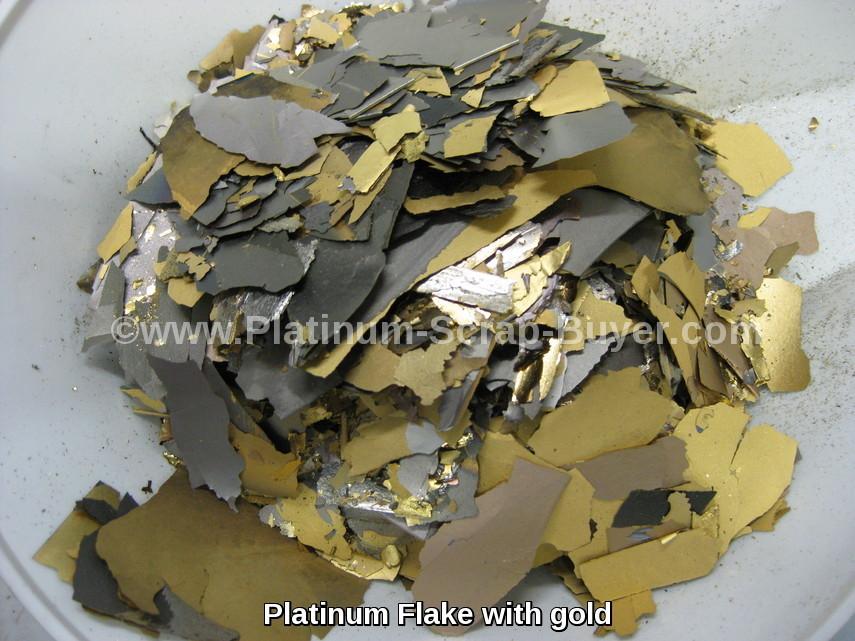 Platinum Flake