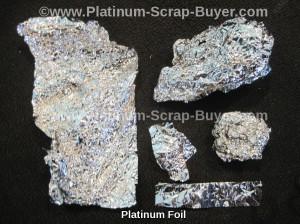 Platinum Foil