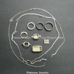 Get cash for Platinum jewelry like this