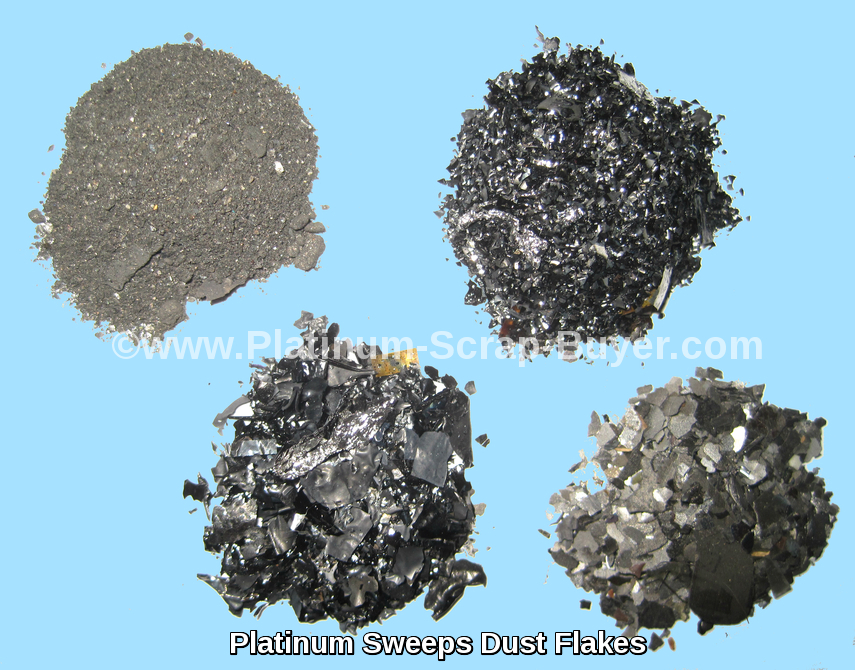 Platinum Scrap Buyers Sell Your Platinum Online